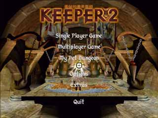 Dungeon Keeper 2 Bullfrog