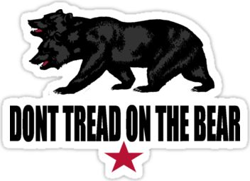 Don T Tread On The Bear