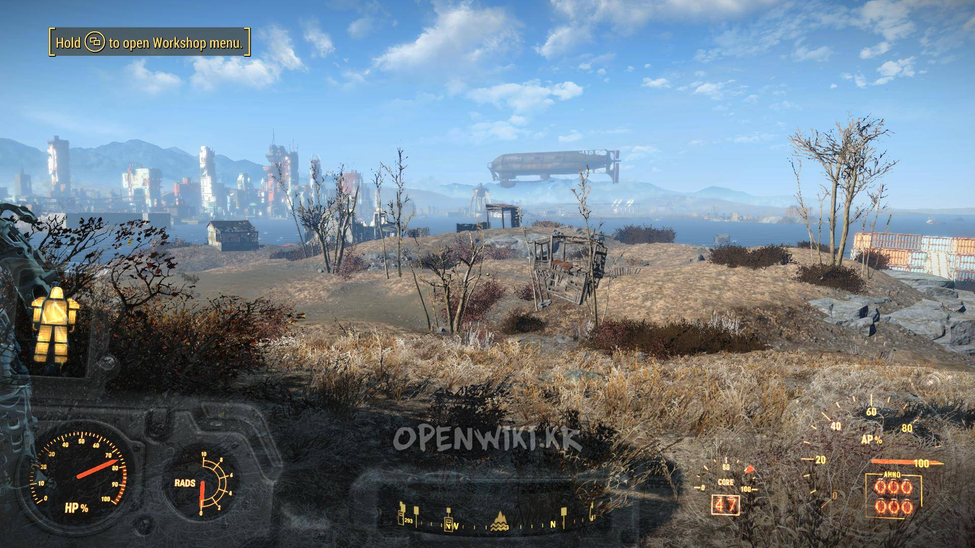 Fallout  Spectacle Island Build Height Limit